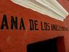 Casa de Ana de los Angeles en el Convento de Santa Catalina