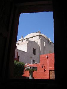 Convento de Santa Catalina. Arequipa, Peru.