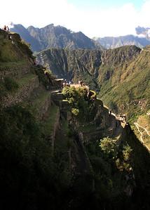 Huayna Pichu, Peru
