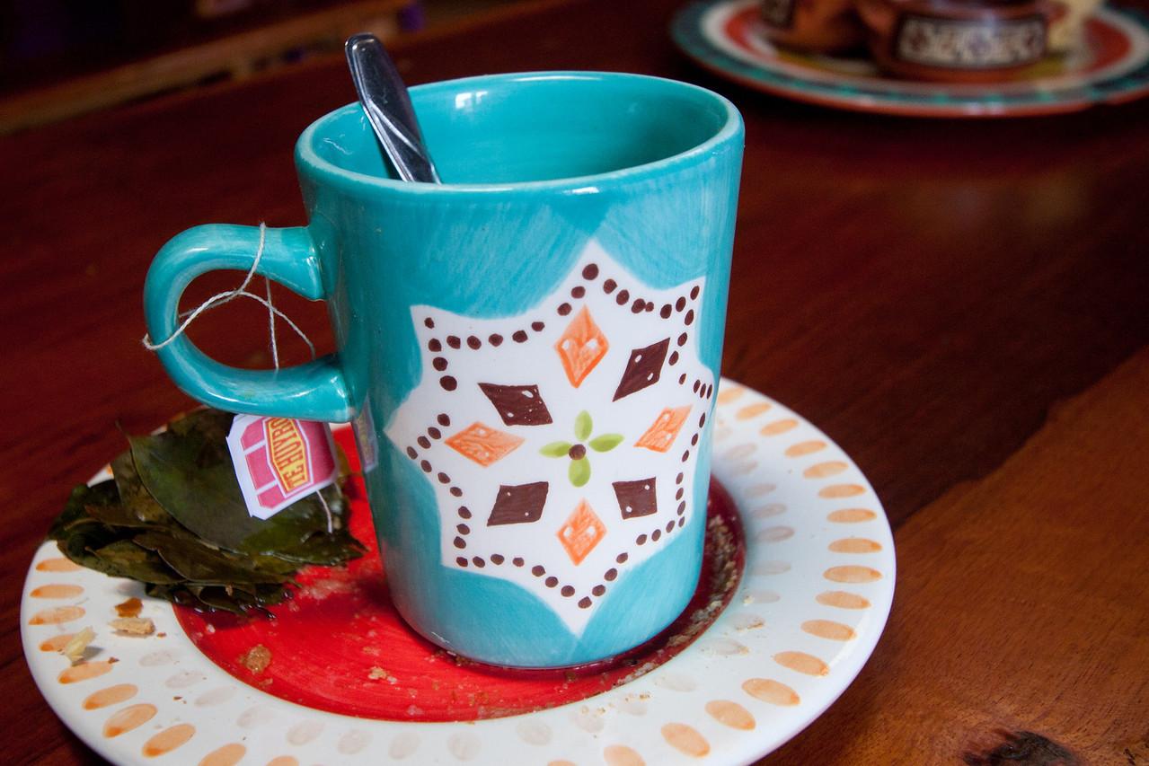 cusco dirty tea cup
