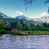 Sacred Valley Urubamba River