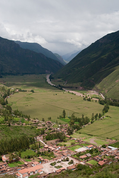We toured the Sacred Valley of the Incas on our first day with Gap.