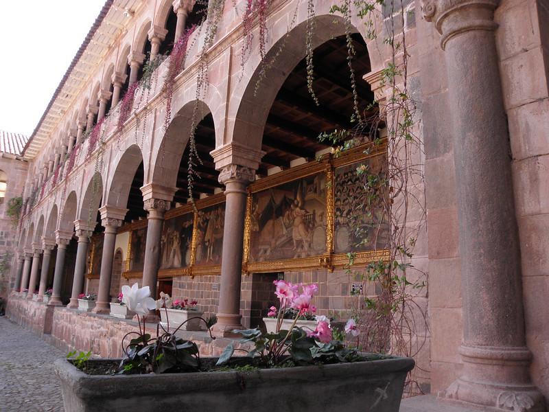 Coricancha o convento de Santo Domingo