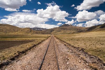 Andean Highlands, Peru