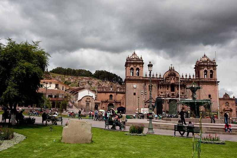 Cathedral of Santo Domingo, Cuzco
