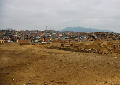 Lima slums