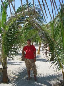 Een onverwacht paradijsje. Het werden geen 5, maar 23 dagen. Mancora, Peru.
