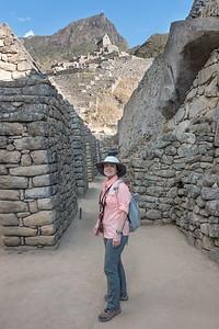 Jamie - Machu Picchu