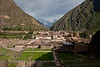 Town of Ollantaytambo, elevation 9,160ft.