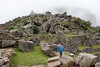 This is a rock quarry from where the Incas got the rock used to build Machu Picchu.