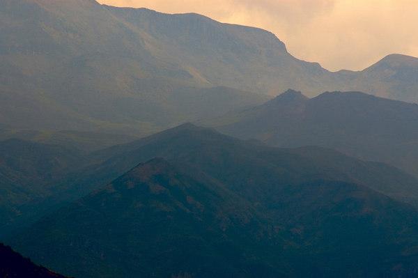 Morning, Colca Canyon
