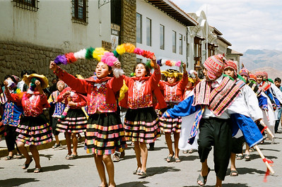 Costumed Parade