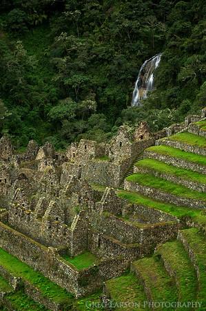 Winay Wayna Ruins