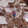 Maras Salt Mines Worker