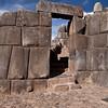 Sacsayhuaman<br /> Incan Ruins Near Cuzco, Peru