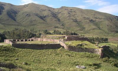 Inca site.
