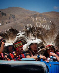 Inti Raymi 2011 Cusco, Peru.