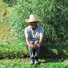Peruvian Farmer in Arequipa