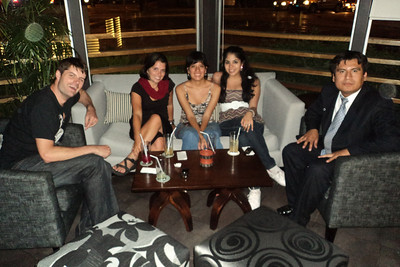 lima mayta with group