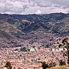 Cusco City Overlook