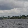 San Martin large villlage above the Samiria River