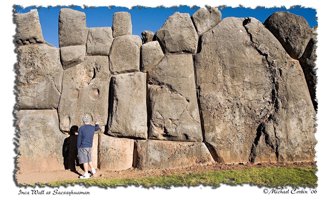 Inca Wall