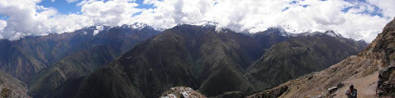 Trekking con vistas desde los 4.750 m.