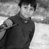 Boy Peru Black and White Photography