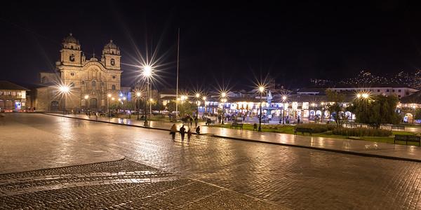 Plaza de Armas.  Cuzco