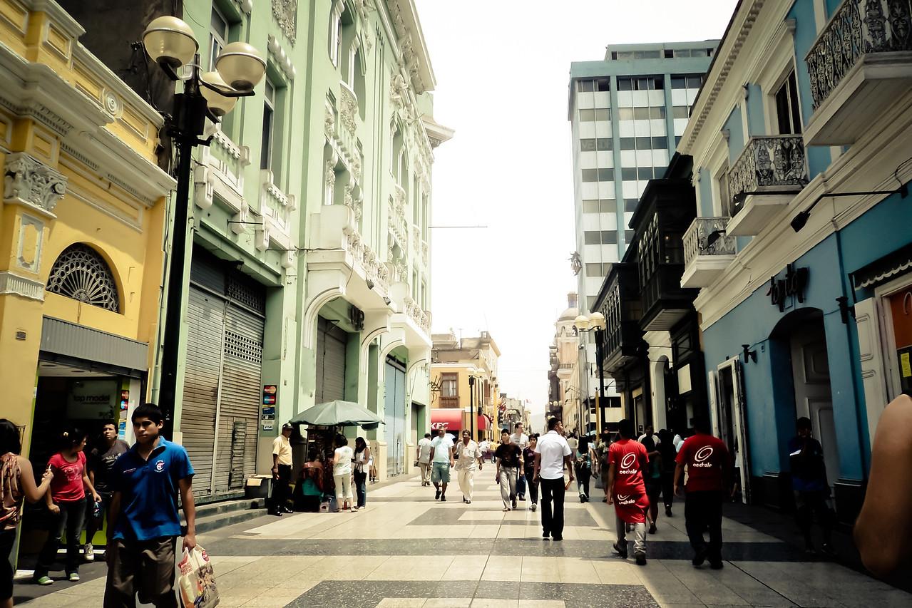 downtown lima nonweb