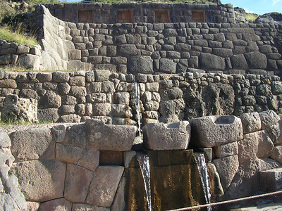 Tambochay. The Incas were master engineers.