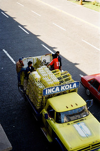 Inca Kola Deliveries