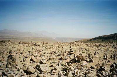 Apachetas (Stone Piles)