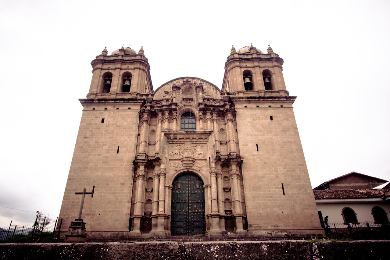 cusco Belen church