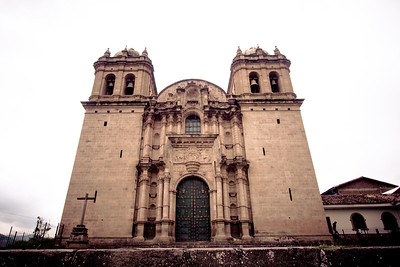 cusco Belen church
