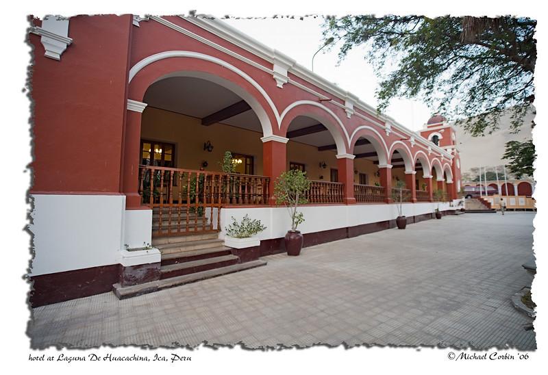 Hotel Laguna Huacachina