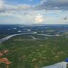 The meandering Amazon