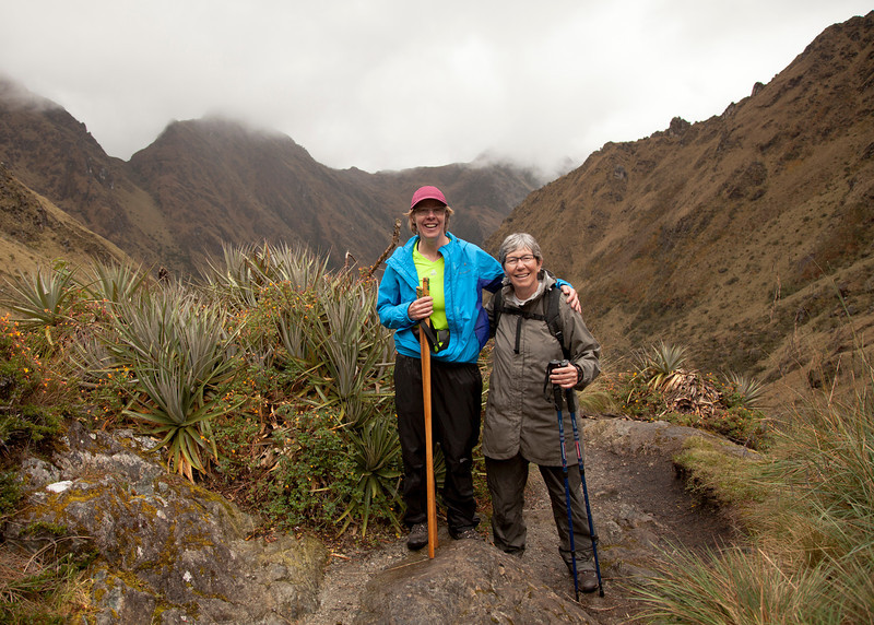 Inca Trail Day 2