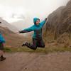 Peru12 MP 033 Inca Trail Day 2 - Here it is again