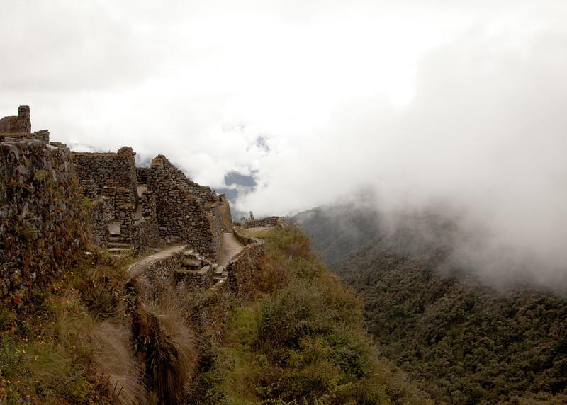 Inca Trail Day 3 - Sayacmarka