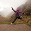 Inca Trail Day 2 - Traditional Norwegian celebration for massive accomplishment