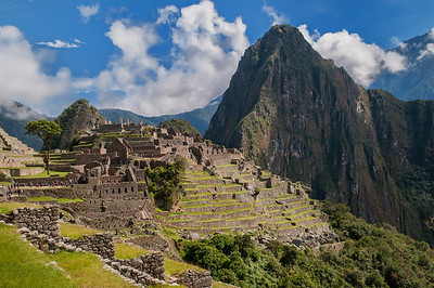 Machu Picchu at it's best!