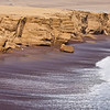Retreating Wave -- Paracas Coast