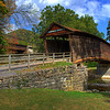 Humpback Covered Bridge