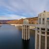 Hoover Dam Intake Towers