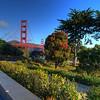 Golden Gate Bridge Pavilion