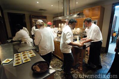 Peter Island Winemakers Dinner 2009 7-17-09 55