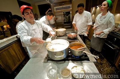 Peter Island Winemakers Dinner 2009 7-17-09 59