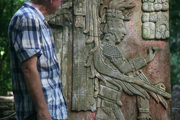 Palenque, Chiapas, Mexico.