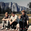 Yosemite, California (1962).